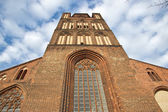 Church in Stralsund — Stockfoto