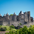 Stock Photo: Carcassonne, Languedoc Roussillon, France