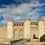 Aljaferia Palace in Zaragoza, Spain — Stock Photo #39275185