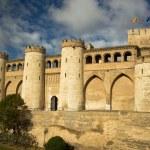 Aljaferia Palace in Zaragoza, Spain — Stock Photo #39646175