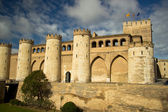 Aljaferia Palace in Zaragoza, Spain — Stock Photo