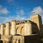Aljaferia Palace in Zaragoza, Spain — Stock Photo #39724309