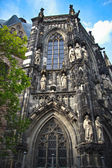 Cathedral in Aachen, Germany — Stockfoto