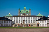 Royal palace in Denmark — Stock Photo