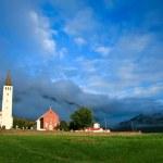 İzlanda'daki Kilisesi — Stok fotoğraf #42985451