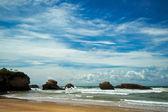 Stones in Ocean — Stock Photo