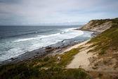 Beautiful view of the Atlantic coast — 图库照片