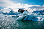 Jokulsarlon Glacial Lagoon — Stock Photo