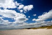 Beaches of Denmark — Stock Photo