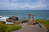 View from Biarritz — Stock Photo