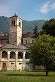 Old church in Locarno, Switzerland — Foto Stock