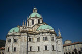 Cathedral in Como city, Lombardy, Italy — Stock Photo