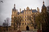 Beautiful Castle in Schwerin — Stock Photo