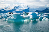 Jokulsarlon Glacial Lagoon — Photo