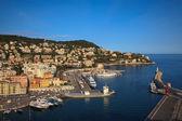 Harbor in Nice, France — Stock Photo