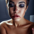 Color-full makeup — Stock Photo #32033133