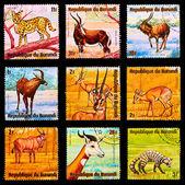 Postage stamp — Fotografia Stock