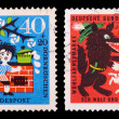 Postage stamp — Stock Photo #19973723