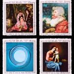 Postage stamp — Stock Photo #19973807