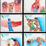 Postage stamp — Stock Photo #19974147