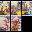 Postage stamp — Stock Photo #20950349