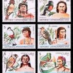 Postage stamp — Stock Photo #20950377