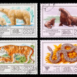 Postage stamp — Stock Photo #20950769