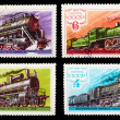 Postage stamp — Stock Photo #20951471
