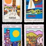 Postage stamp — Stock Photo #21174205