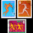 Postage stamp — Stockfoto #21174239