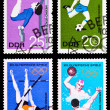 Postage stamp — Stockfoto #21174427