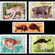 Postage stamp — Stock Photo #21410481
