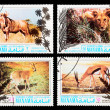 Postage stamp — Stock Photo #21410499