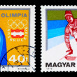 Postage stamp — Stockfoto #21411203