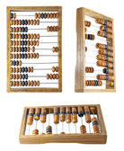 The old abacus — Stock Photo