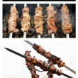 Shashlik — Stock Photo #23358826
