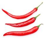 Fresh juicy peppers — Stock Photo #24341865