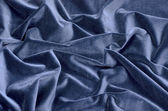 The dark blue velvet background — Stock Photo