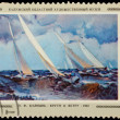 Postage stamp — Stock Photo #27093089