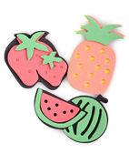 Toy fruit — Stock Photo