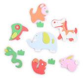 Toy animals — Stock Photo