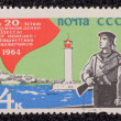 Postage stamp — Stock Photo #27671757