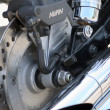 Motor bike Honda — Stock Photo