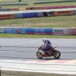 Motorcycle races — Stock Photo