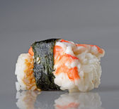 Sushi isolated — Stockfoto