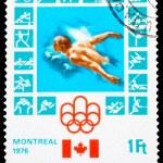 Postage Stamp — Stock Photo #7690919