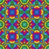 Pop art disco pattern — Stock Photo