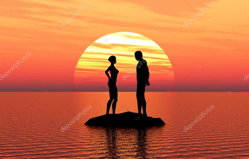 Young couple fallen in love — Stockfoto #13552651