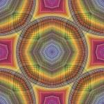 Funky pop art disco pattern — Stock Vector #20726861