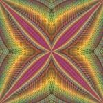 Funky pop art disco pattern — Stock Vector #20727281